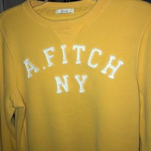 A&F sweater shirt